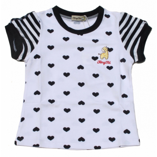 tshirt fille coeurs TTXT0051 pic5