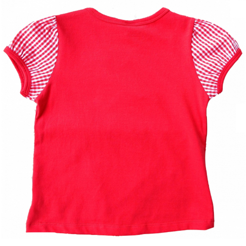 tshirt fille noeud papillon TTPR2112 pic2