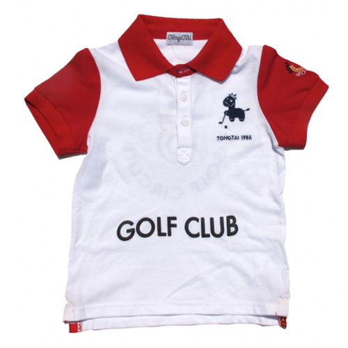 tshirt golf club garcons TTPR2158