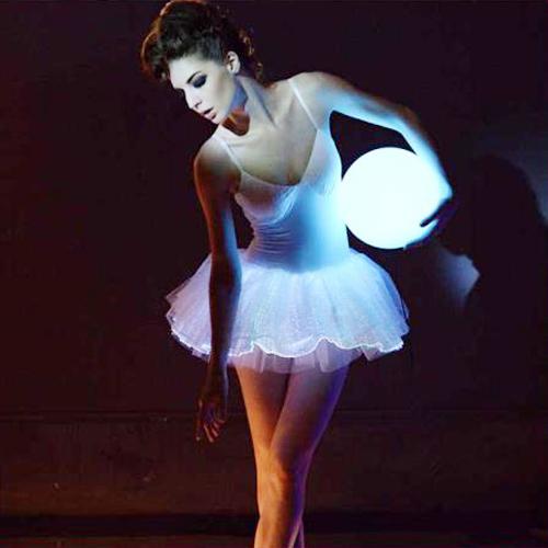 tutu de danse lumineux VETLUMYQ41 pic2