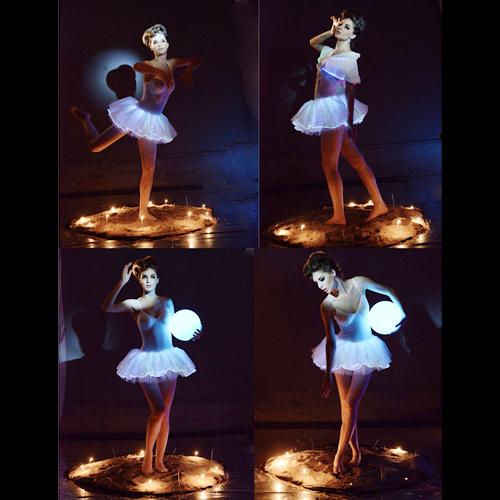tutu de danse lumineux VETLUMYQ41 pic7