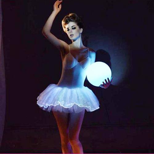 tutu de danse lumineux VETLUMYQ41