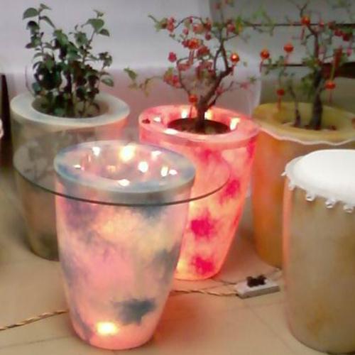 vase lumineux PI603