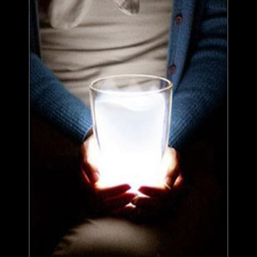 verre de lait lumineux led pic4