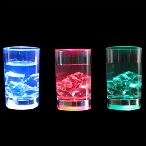 verre lumineux led 60ml