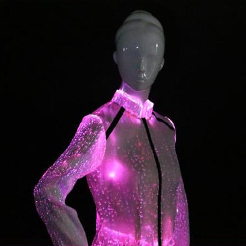 veste manche longue lumineuse pour femme VETLUMYQ64 pic2