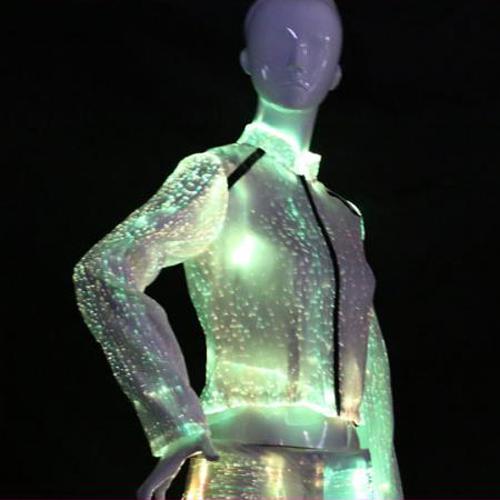 veste manche longue lumineuse pour femme VETLUMYQ64 pic3