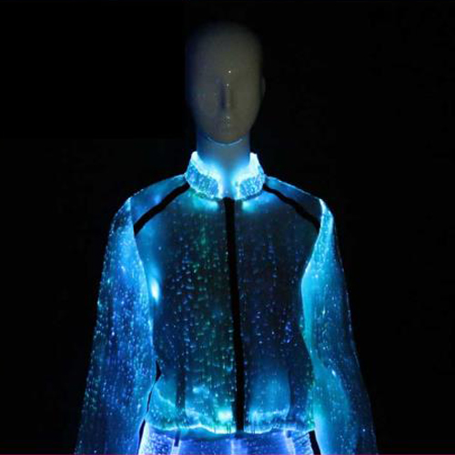 veste manche longue lumineuse pour femme VETLUMYQ64 pic6