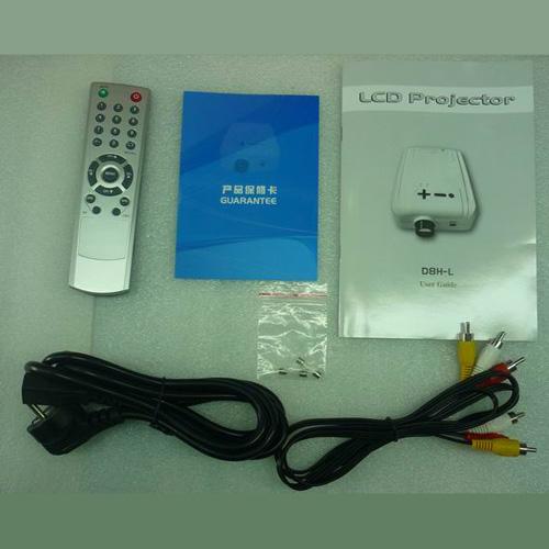 videoprojecteur led D8HL pic2