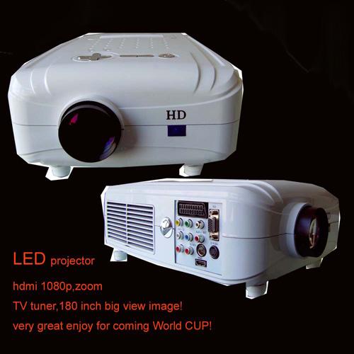 videoprojecteur led D8HL