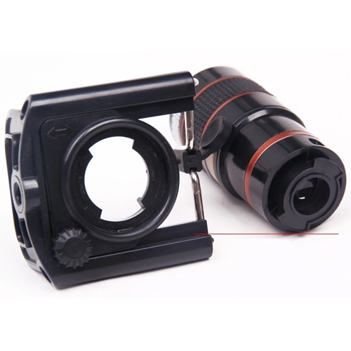 zoo optique 8x pour telephone portable pic12