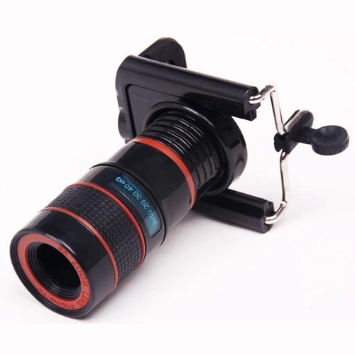 zoo optique 8x pour telephone portable pic13