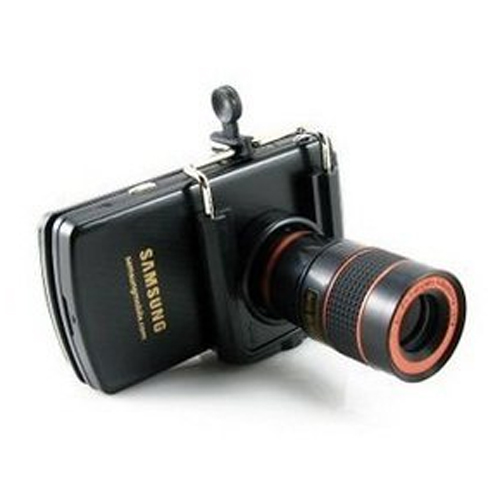 zoo optique 8x pour telephone portable pic5