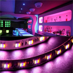 Bandes de led - Rubans led RGB + blanc variable